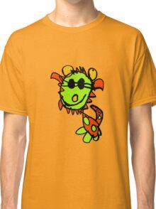 Secret Agent Lion Classic T-Shirt