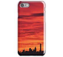 New York City Dusk  iPhone Case/Skin