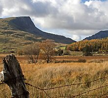 Nantlle Ridge by David Rothwell