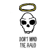 Don't Mind The Halo by Miles Goscha