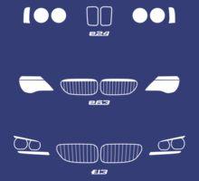 6-Series Heritage (E24, E63, F13) by ApexFibers