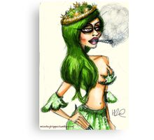 Princess High Canvas Print