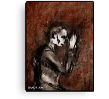 Prayer (If I Had a God) Canvas Print