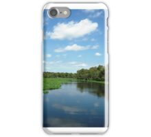 The St. John's River, Florid iPhone Case/Skin