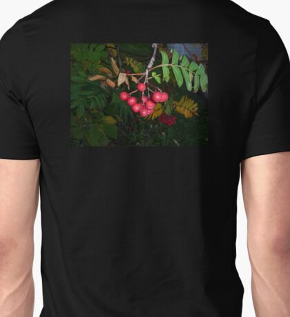 Red Berries Unisex T-Shirt
