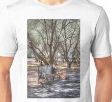 Solitaire Reading Unisex T-Shirt