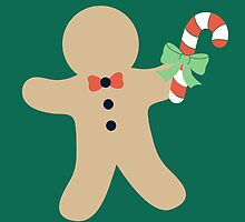 Gingerbread man #5 by simplepaperplan