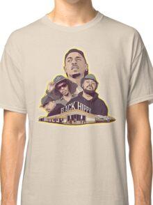 Black Hippy design  Classic T-Shirt