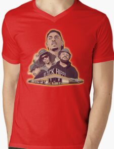 Black Hippy design  Mens V-Neck T-Shirt