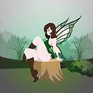 Fairy Princess by Kryshalis