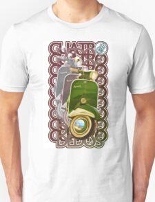 vespa Surf Unisex T-Shirt