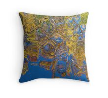 Relative Difference #1 Throw Pillow