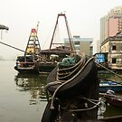 Macanese Harbor by Michael McCann