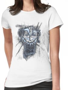 Ed's in my head Womens Fitted T-Shirt