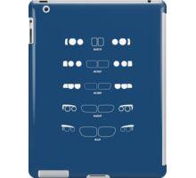 7 Heritage (e23, e32, e38, e65, f01) iPad Case/Skin