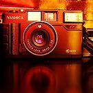 Old Camera in New Light by Ikramul Fasih