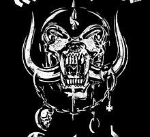 Motorhead England Dope Logo by robertnorris