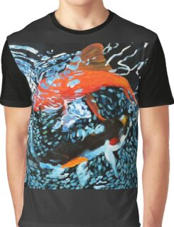 Serenity in the Water Graphic T-Shirt