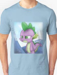 Spike Is Not Amused T-Shirt