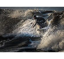 Surf's up! Photographic Print