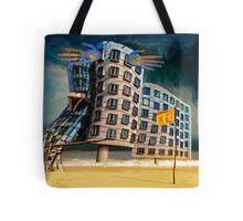 Bates Motel by the Sea. Tote Bag