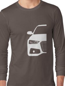 Simple German Sedan front end design T-Shirt