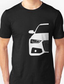 Audi A4, S4 front end T-Shirt