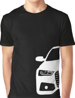 Simple German Sedan front end design Graphic T-Shirt