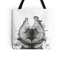 Ink Blot Bob Tote Bag