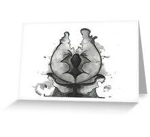 Ink Blot Bob Greeting Card