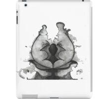 Ink Blot Bob iPad Case/Skin