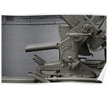 Artillery Poster