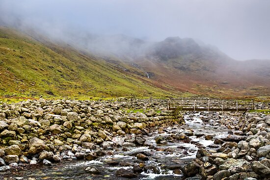 Great Langdale Beck by David Lewins