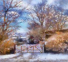 The Five Barred Gate.  by Irene  Burdell