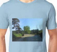 Round The Bend - Lews Castle Grounds Unisex T-Shirt