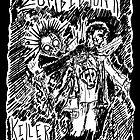 Zombie Punk Killer by DandyJon