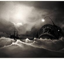 Stormy Seas by didelphis