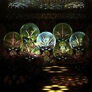 Secret Fairy Garden by vivien styles