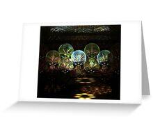 Secret Fairy Garden Greeting Card