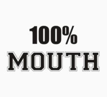 100 MOUTH Kids Clothes