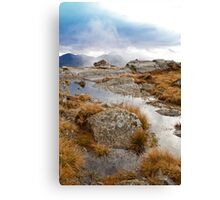 Langdale view Canvas Print