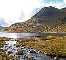 Stickle Tarn, Lake District by Rebecca Mason