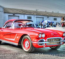 LiL Red Corvette by RWaters
