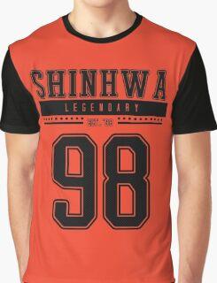Shinhwa '98 Graphic T-Shirt