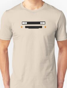 Vanagon Type 2 (T3) (Caravelle, Microbus) grill and headlights simplistic design version 2 T-Shirt