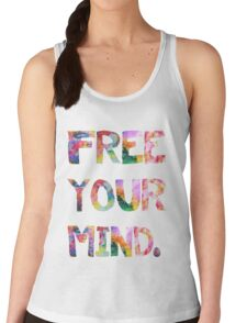 Free Your Mind Women's Tank Top
