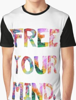 Free Your Mind Graphic T-Shirt