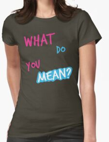 Justin Bieber What Do You Mean T-Shirt