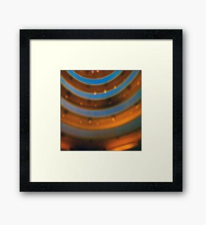 Guggenheim Swings #1 Framed Print