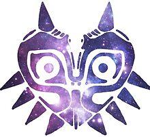 Majora's Mask by Hunter-Nerd